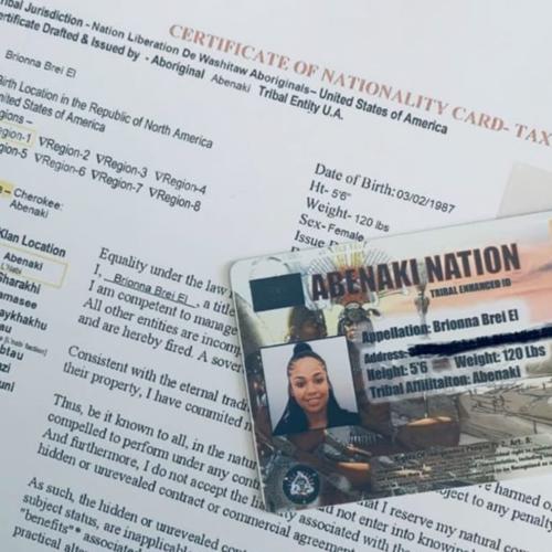 Nationality Paperwork